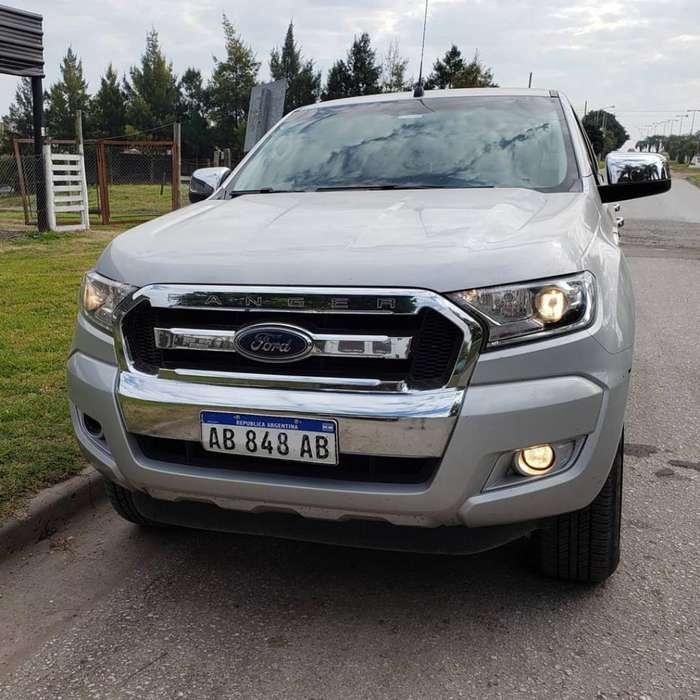 Ford Ranger 2017 - 72000 km