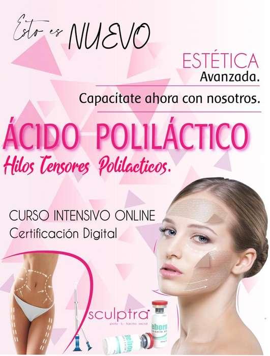 taller acido polilactico e hilos polilacticos