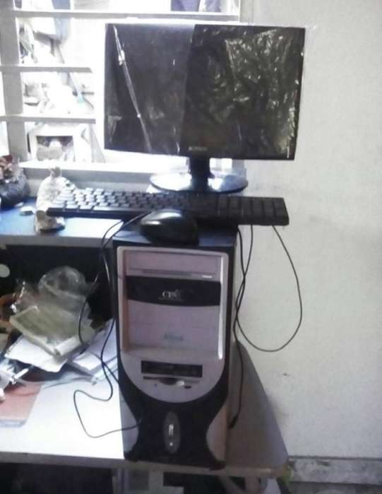 Computador Barato Completo en 350 Mil Sd
