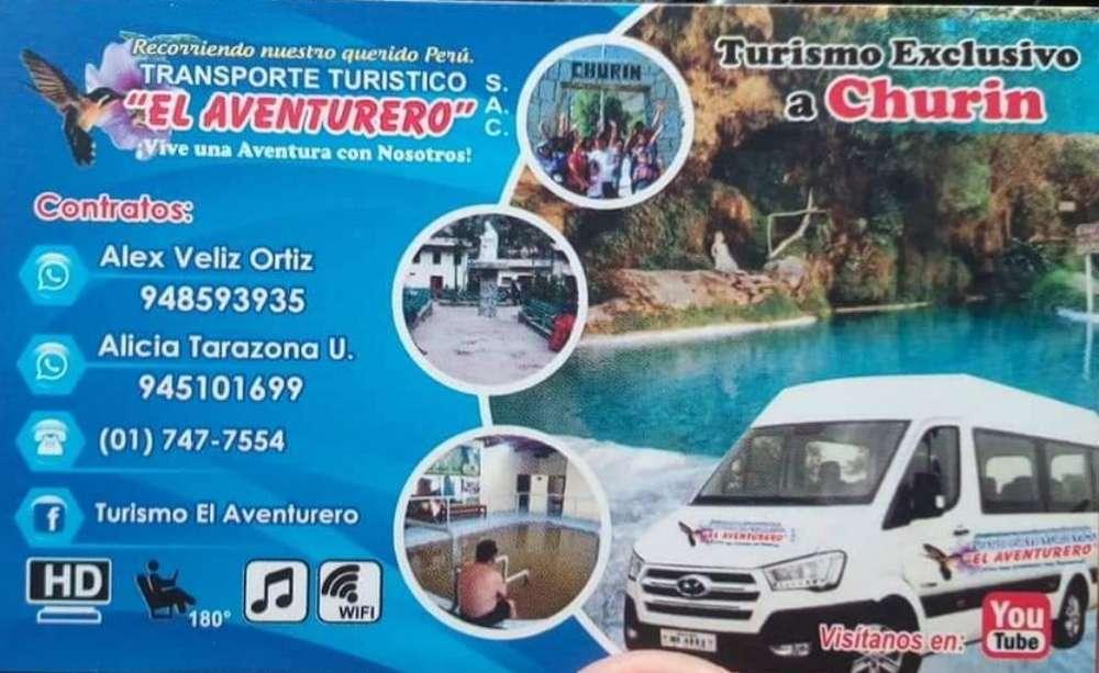 Servicio Turistico Tours