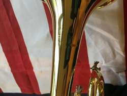 TROMPETA KING 601 AMERICANA ORIGINAL CASI NUEVA