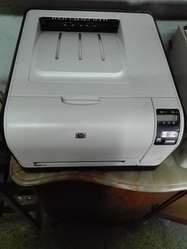 Impresora Laser Color cp1525nw Impecable