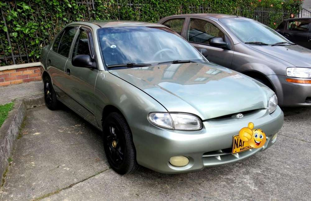 <strong>hyundai</strong> Accent 2003 - 152000 km