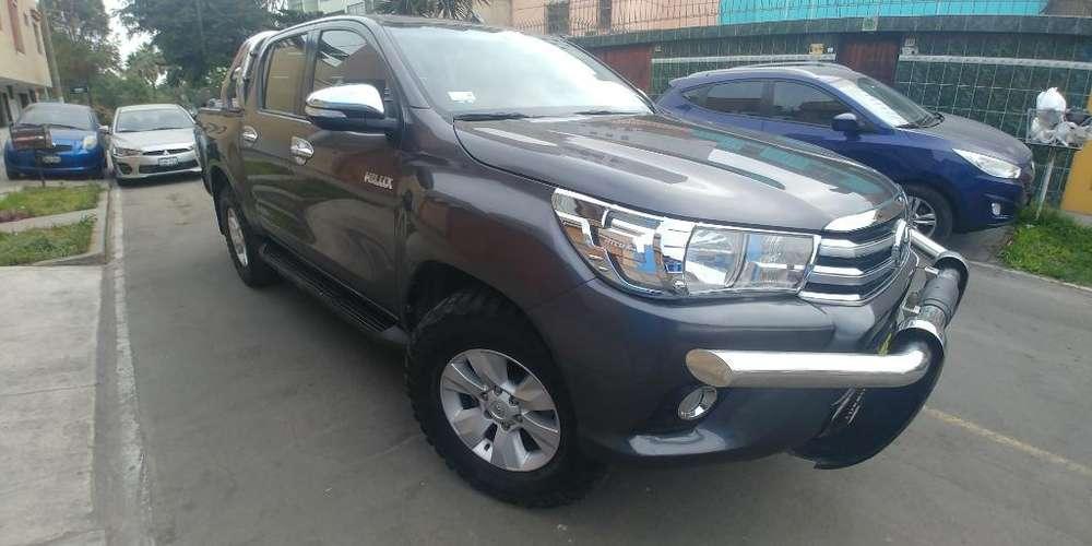 Toyota Hilux 2016 - 51000 km