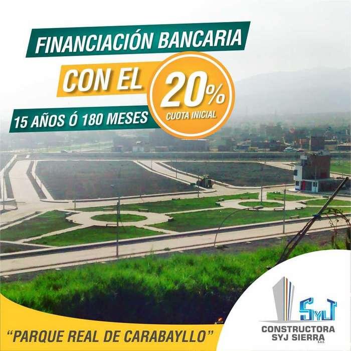 Urbanizacion Parque Real de Carabayllo