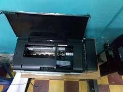Epson L805 con tintas de sublimación