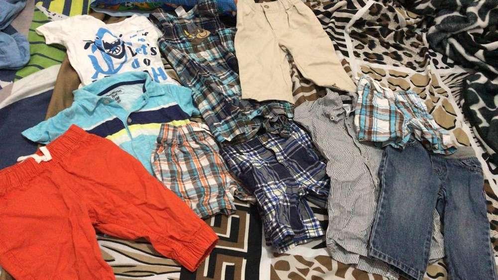 Lote de <strong>ropa</strong> Niño