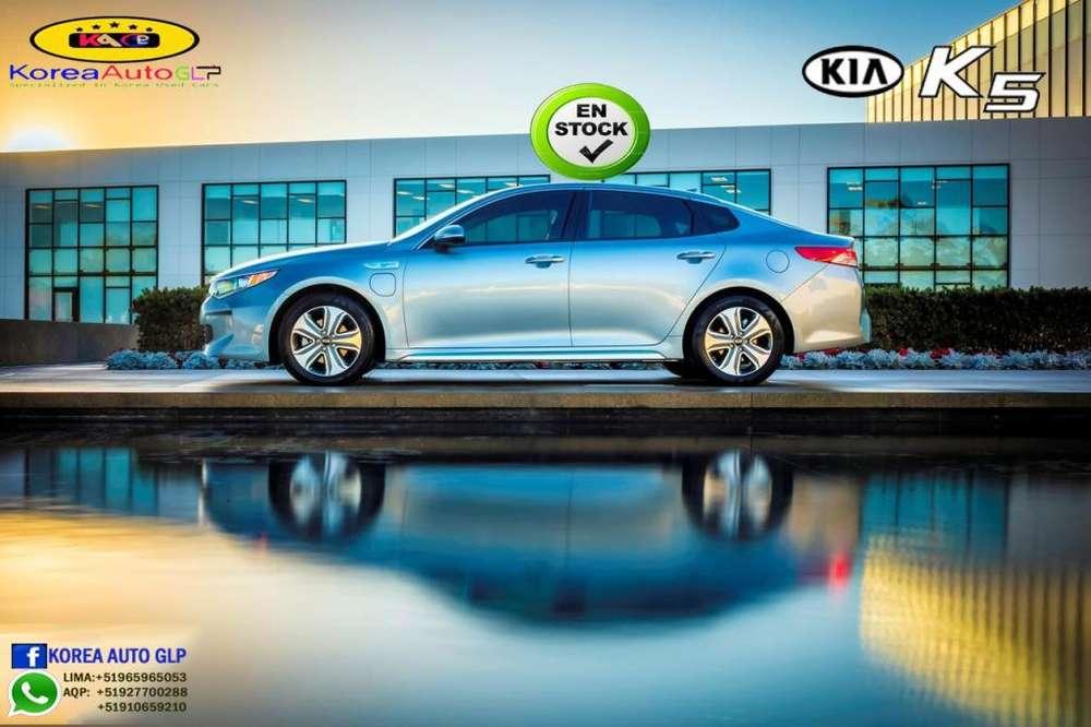 Kia Optima 2016 - 31000 km