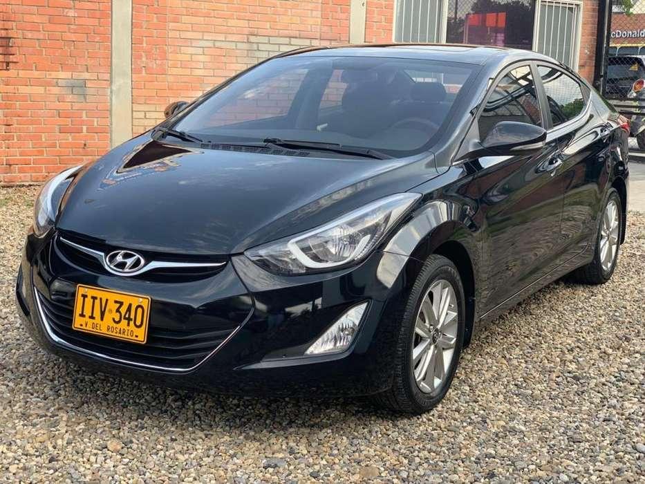 Hyundai Elantra 2015 - 46653 km