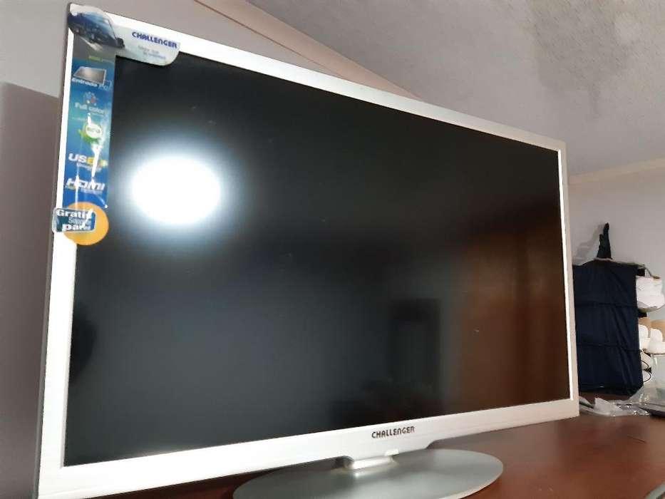 Vendo Televisor Challenger 32''