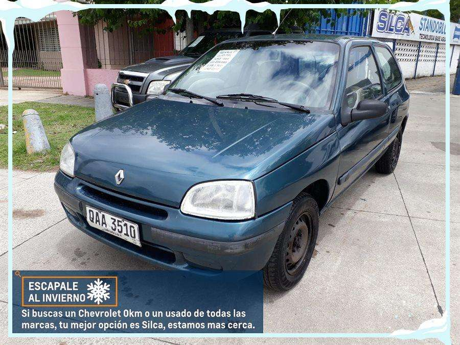 <strong>renault</strong> Clio  1999 - 208000 km