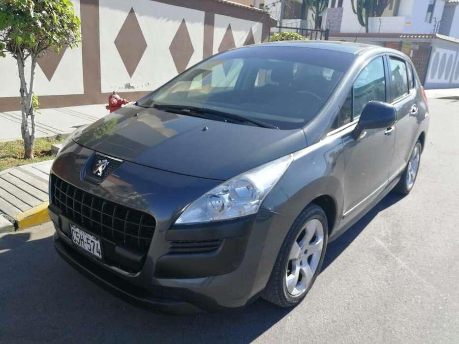 Peugeot 3008 2012 - 53000 km