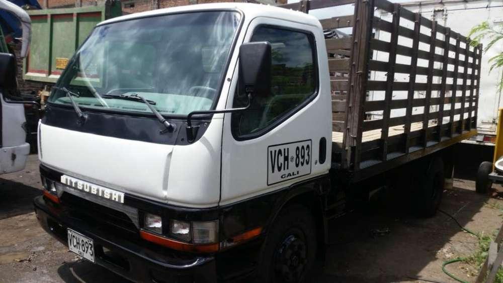 Vendo Camion Canter Fe649 Mitshubishi