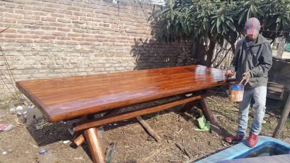 Mesa para Quinchos