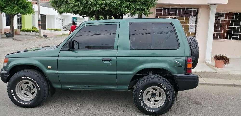 Mitsubishi Montero 1994 - 1234 km