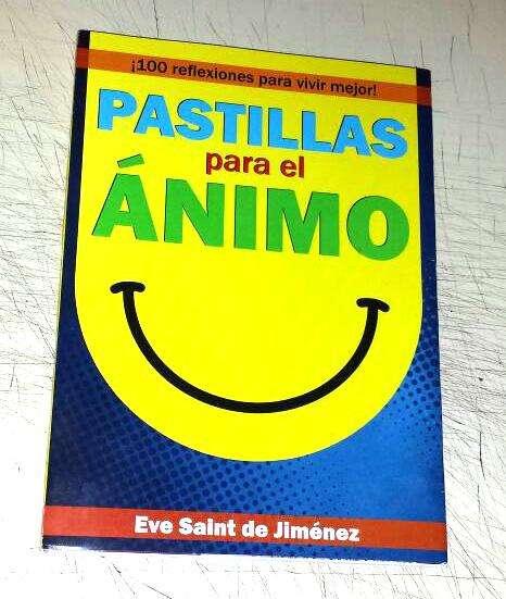 Libro Pastillas Para El Ánimo Eve Saint De Jiménez