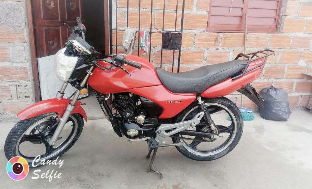 Vendo <strong>moto</strong> Gilera Vc 150