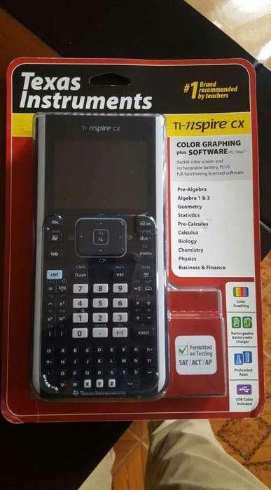 <strong>calculadora</strong> Ti Nspire Cx
