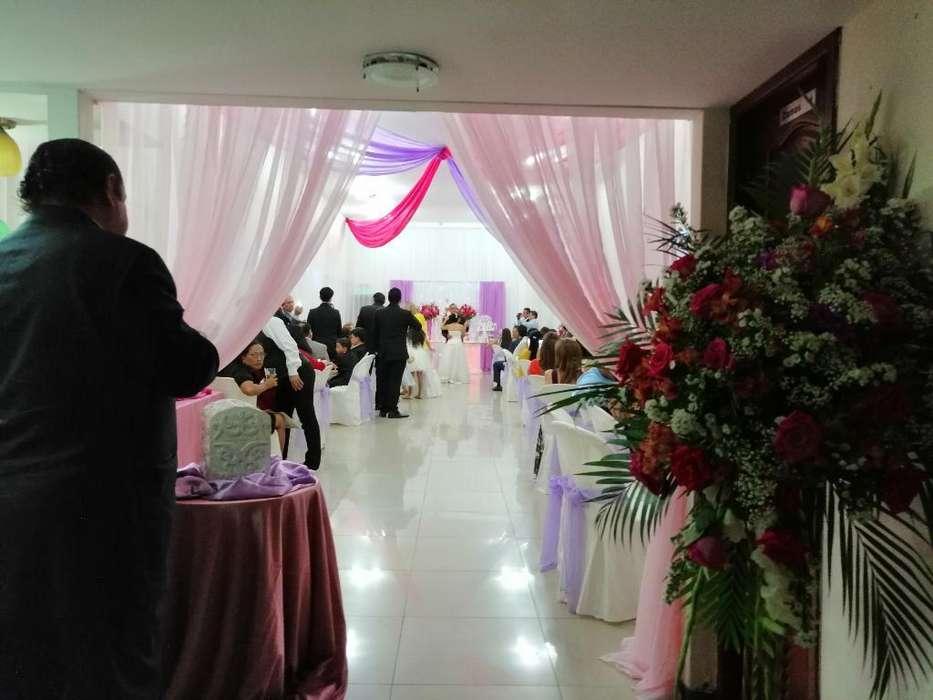 Salon Y Fiestas Mega Eventos Alborada