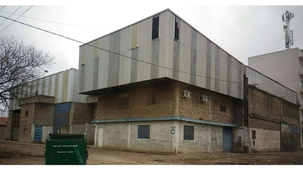 Cafferata 3500 - 15.000 - Local Alquiler