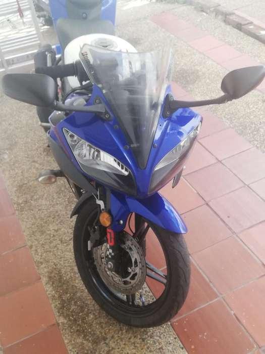 Moto Yamaha R15 Modelo 2014