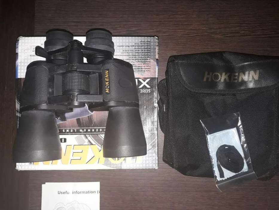 Vendo Binoculares Hokenn 10-30x50 Xeon