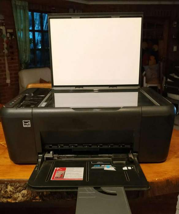 Impresora Multifuncion Hp F4480