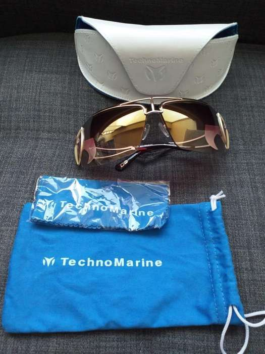 Vendo Cambio Gafas Technomarine Nuevas