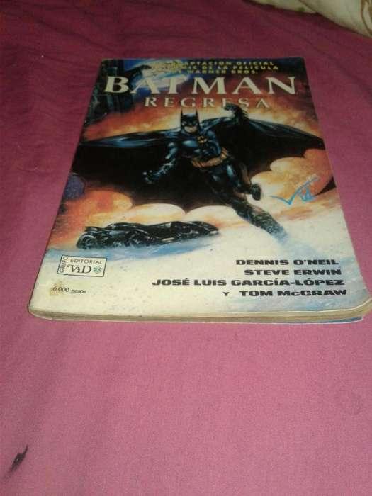 Batman Vuelve Adaptacion Oficial De La Pelicula