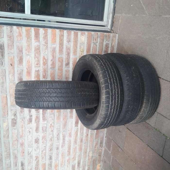 Ruedas Bridgestone Dueler H/T sin uso