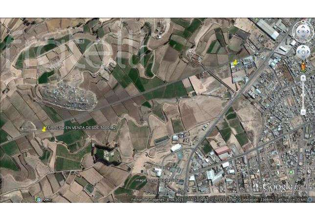 VAT0109A Se Vende Terreno Industrial, Cerro Colorado, Arequipa
