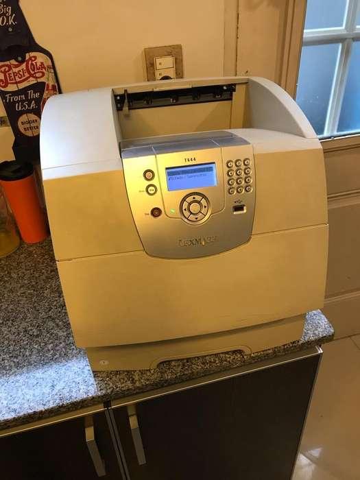 Impresora Laser Lexmark T644