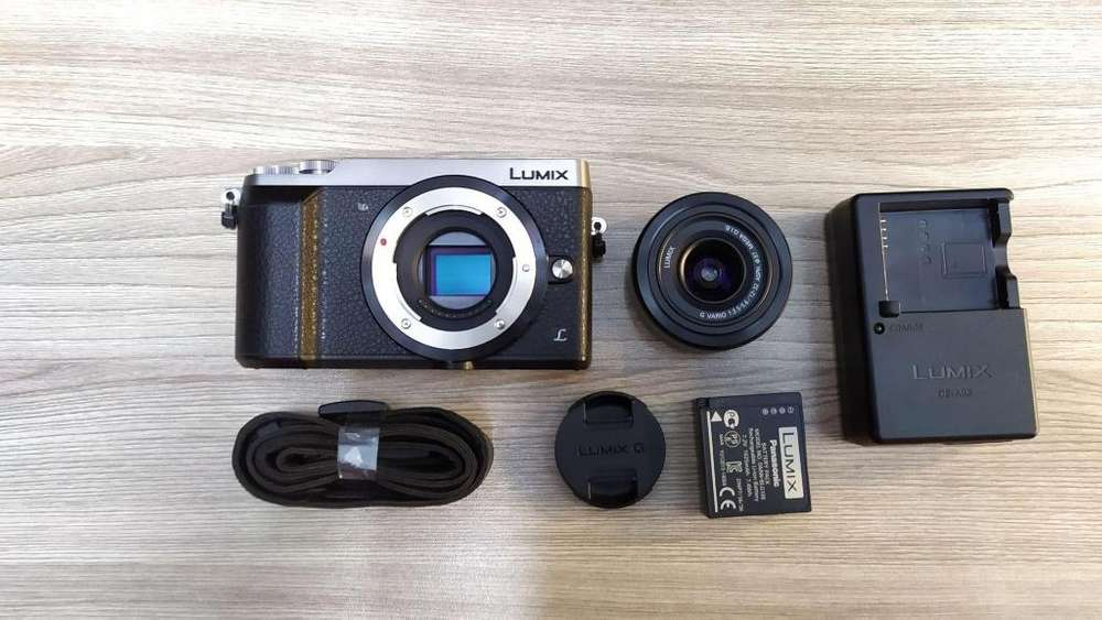 Camara Panasonic Lumix Dmc Gx80 Lente G 1232mm 4k Ultra Hd