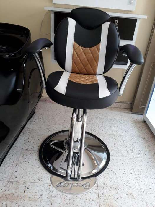 <strong>silla</strong> barbera cómoda y elegante