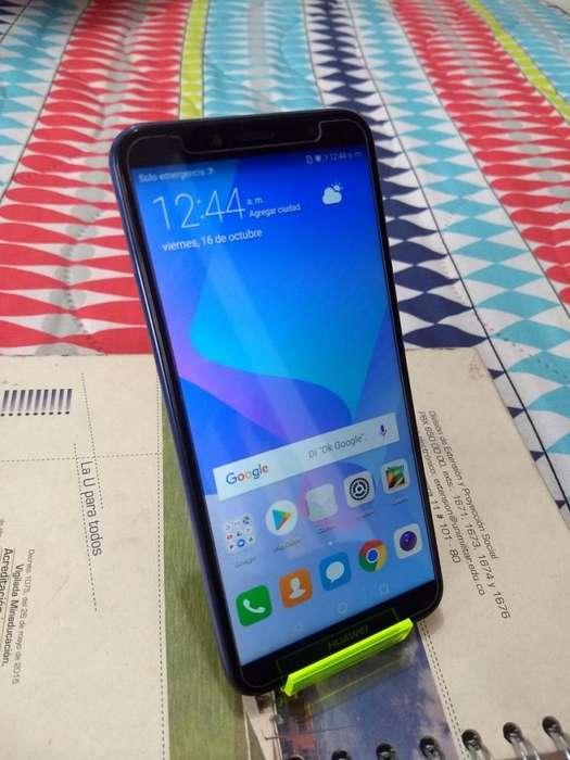Huawei Y6 2018, 5.7 Pulg, 3000mah, Andr8, Desbloqueo Facial