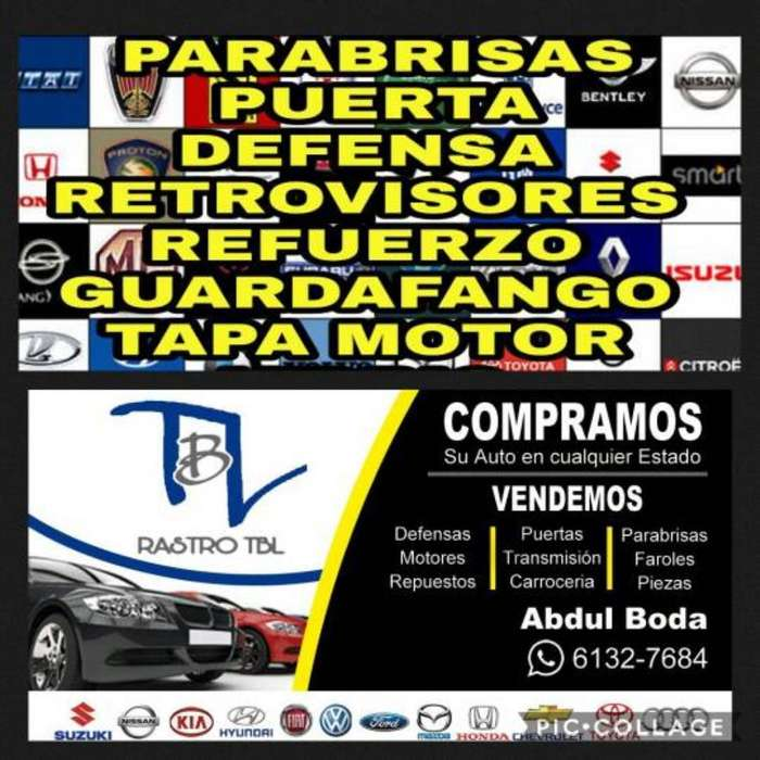 Defensa Faroles Lampara #8
