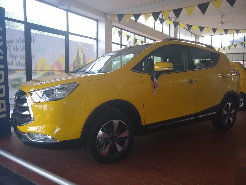 Taxi Jac S3 Mod 2018