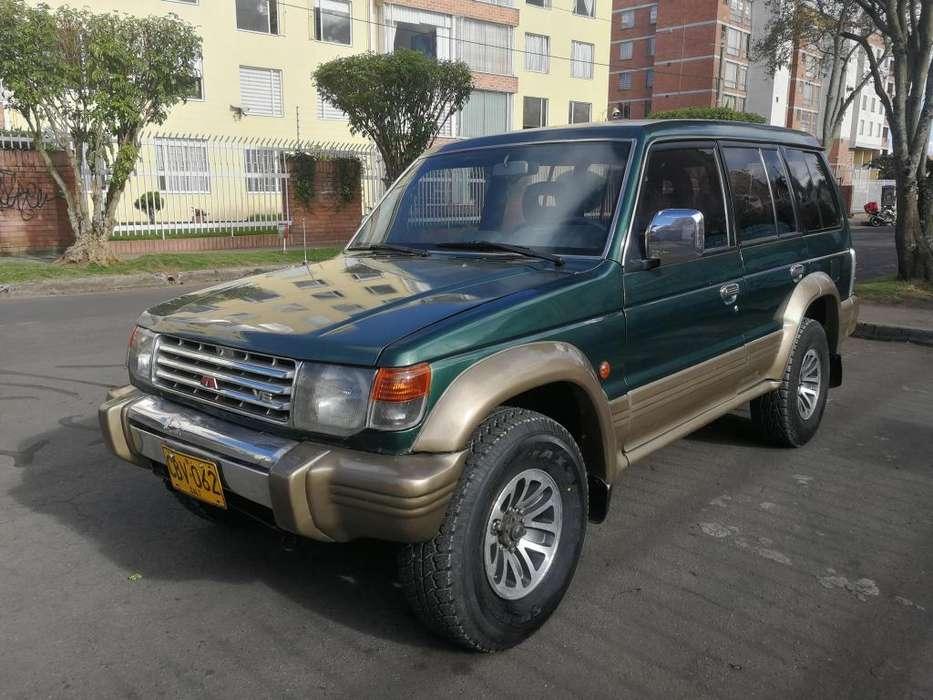 Mitsubishi Montero 1995 - 197000 km