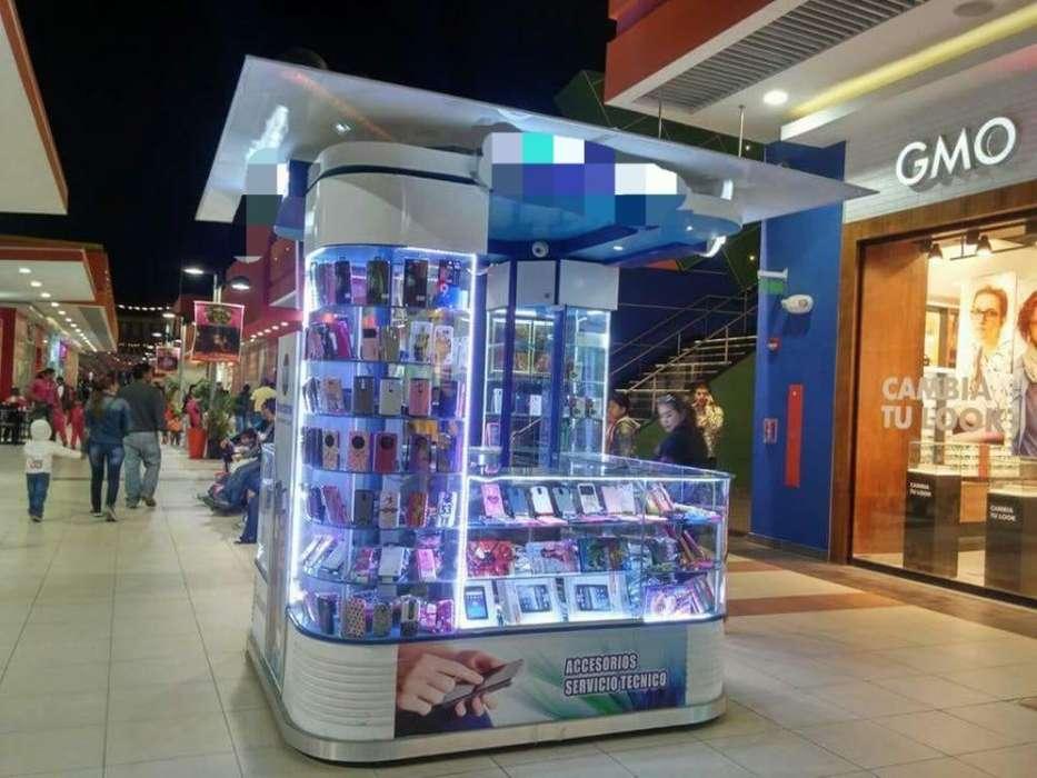 Se Vende Modulo para Centro Comercial