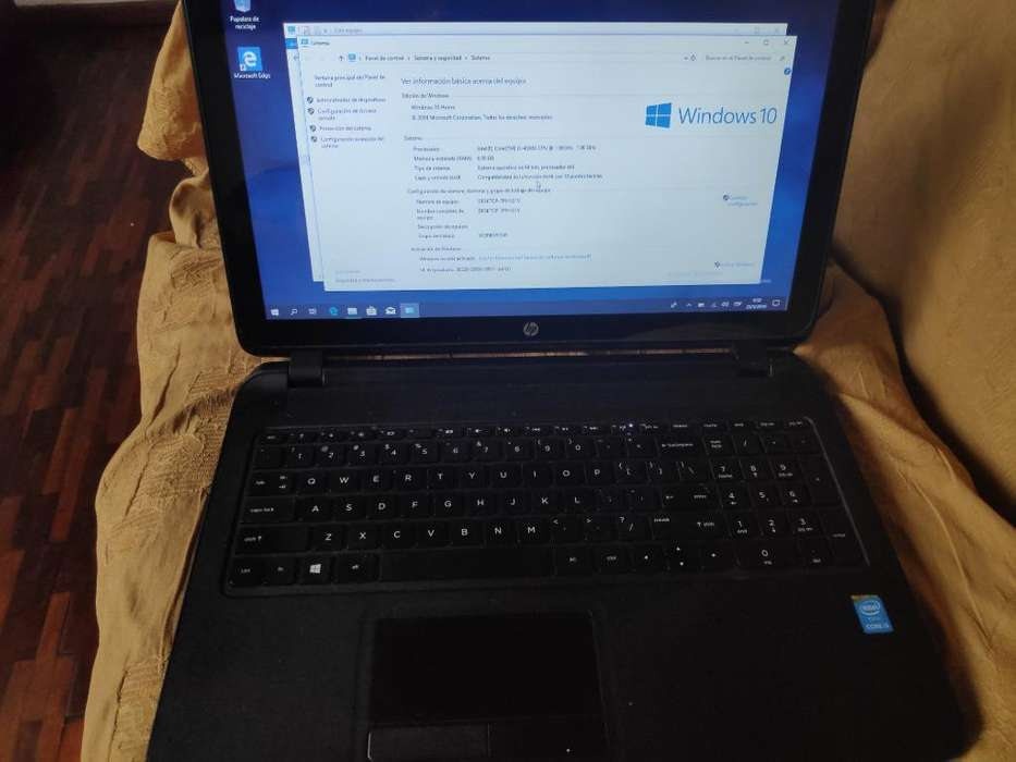 Laptop Tactil Hp