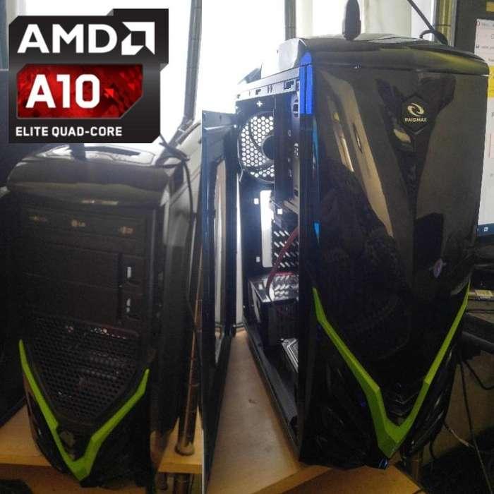 <strong>pc</strong> Gamer A10 7700k Gtx 560ti Oferta Contado 14.999 Garantía
