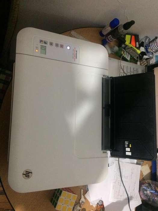 <strong>impresora</strong> Hp Deskjet Ink Advantage 2545