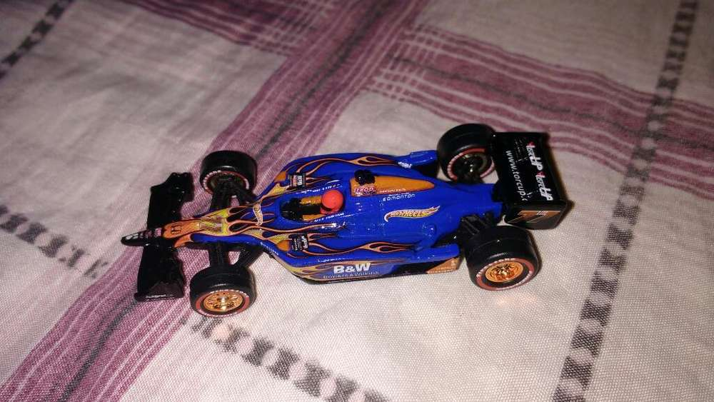 Vendo Carritos Indycar Escala 1:64