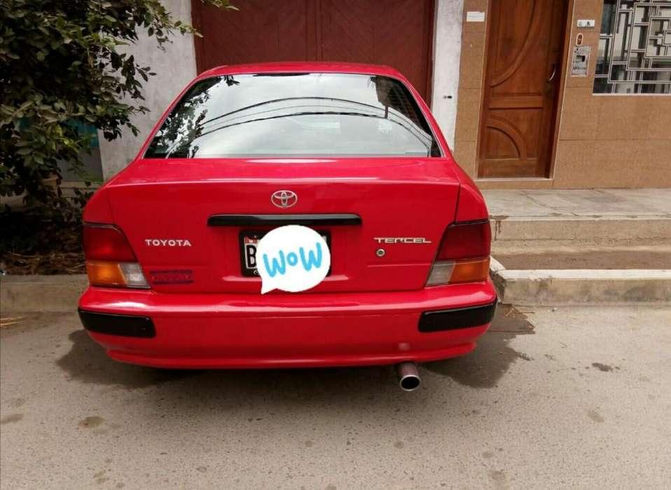 Toyota Tercel 1997 - 0 km
