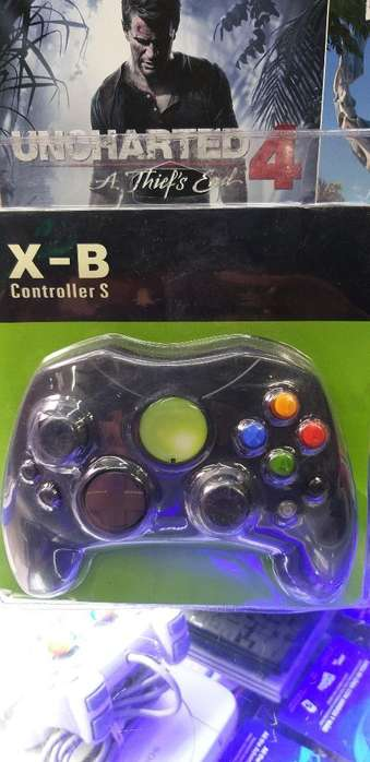 Control de Xbox Clasico
