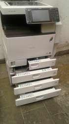 Fotocopiadora a Color Ricoh Mpc 3002