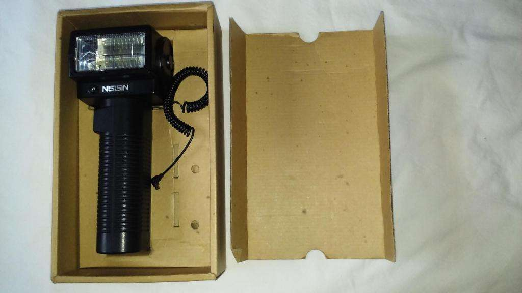 Flash Profesional Nissin 2800
