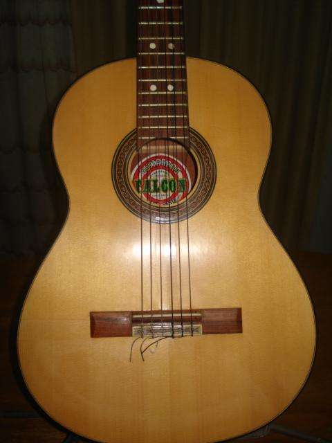 Guitarra falcon Profecional