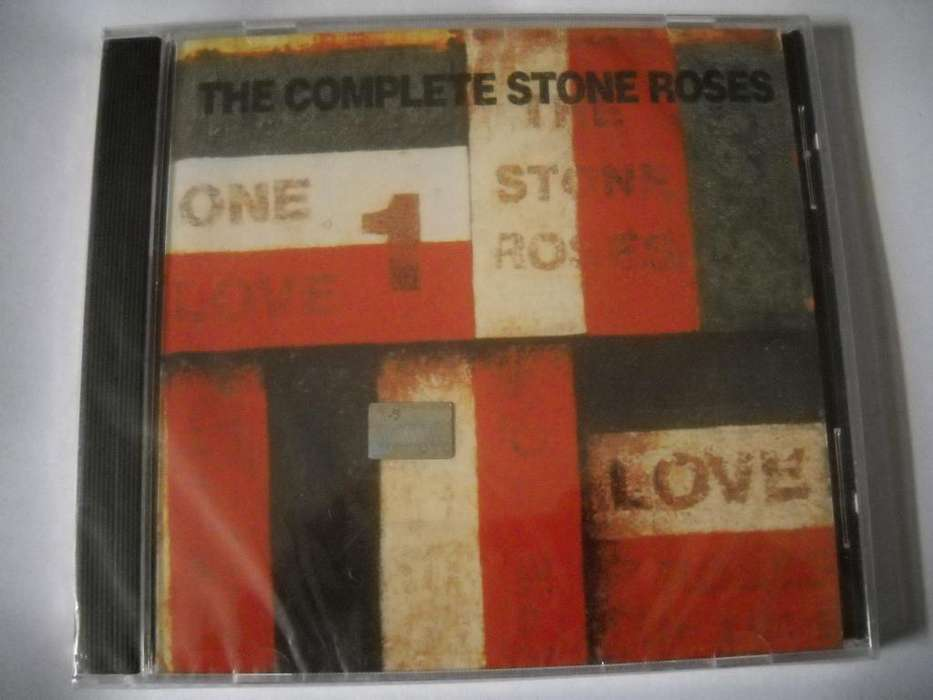 cd stone roses the complete sellado