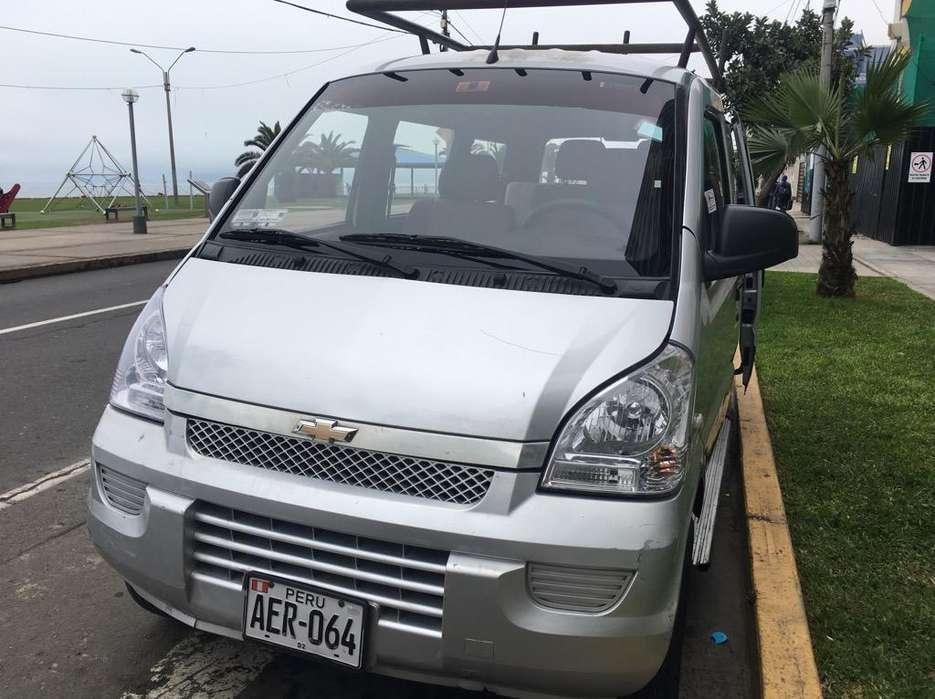 Chevrolet N300 MOVE 2014 - 102000 km
